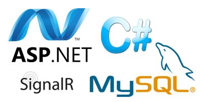 C#, SignalR and MySQL Integration Template AnyChart | Robust JavaScript/HTML5 charts | AnyChart