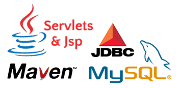 Java Servlets, Maven, JDBC, JSP and MySQL Integration Template AnyChart | AnyChart