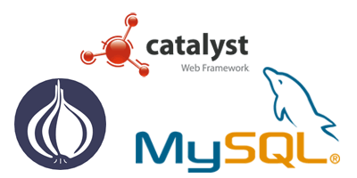 Perl, Catalyst Web Framework and MySQL Integration Template AnyChart | AnyChart