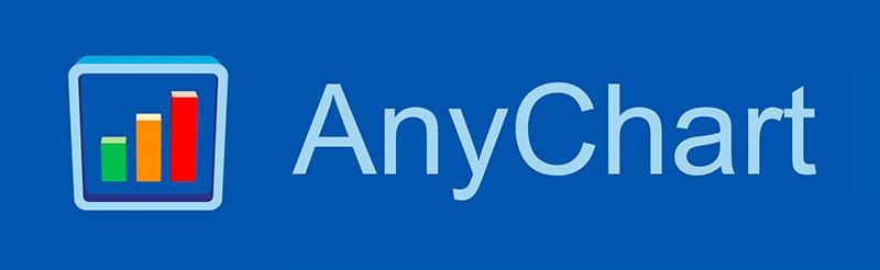 AnyChart JS Charts logo