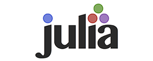 Julia and AnyChart JS Charts: integration templates
