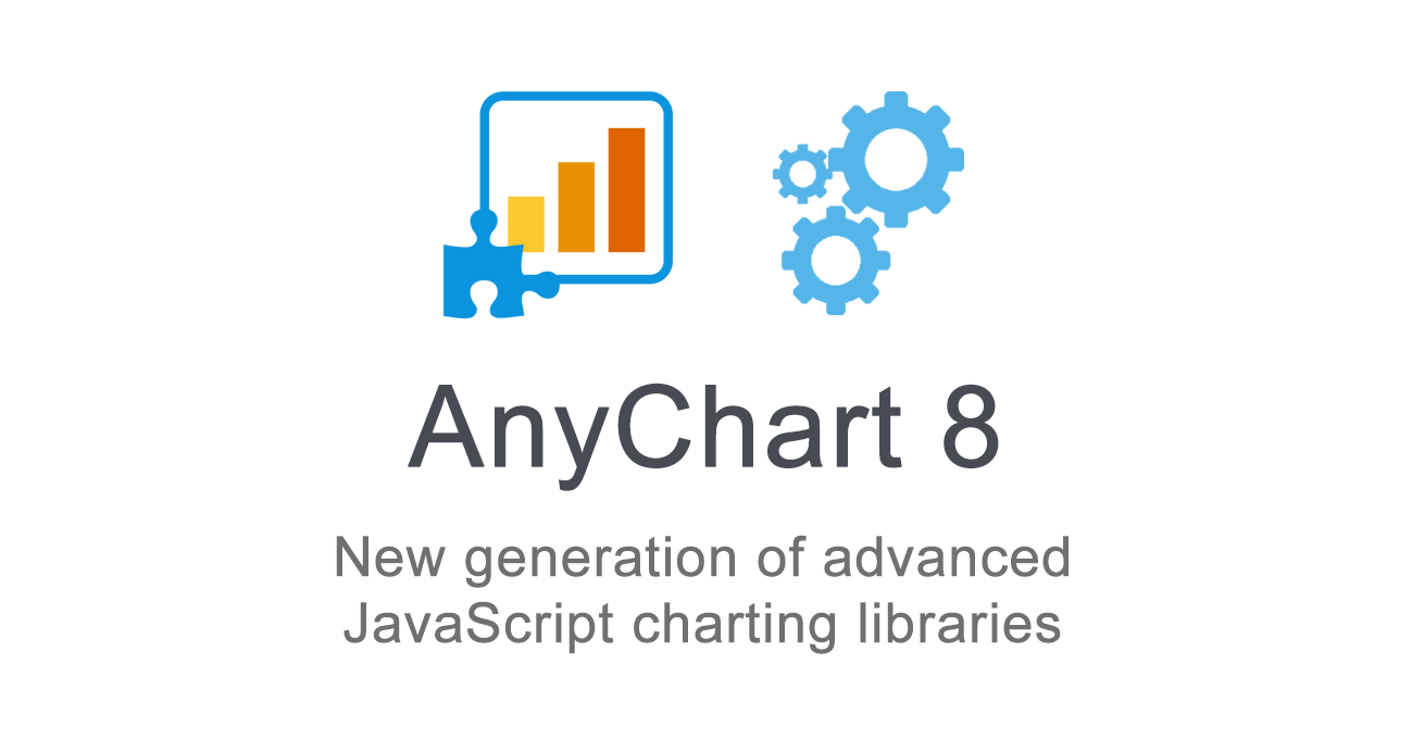 Modular JavaScript Charting: AnyChart 8 Premiere, 8.0.0 Release of AnyChart, AnyMap, AnyStock, AnyGantt