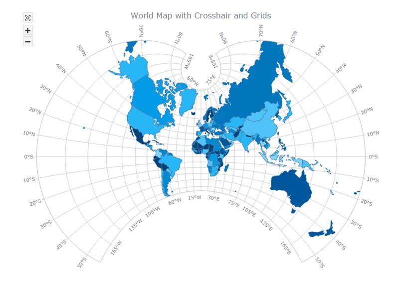 AnyMap JS Maps