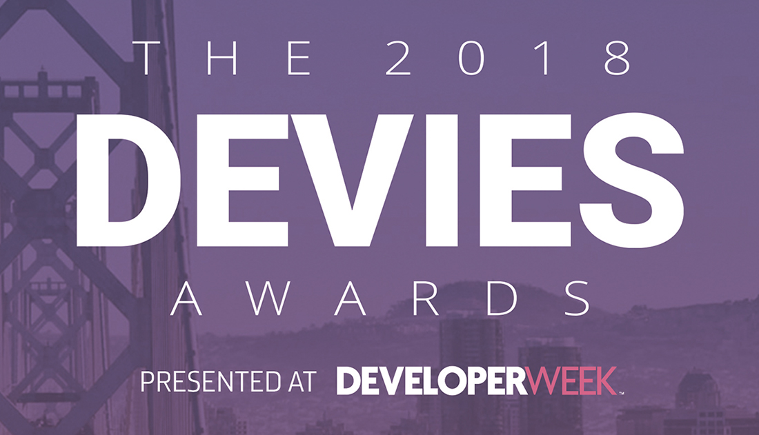 2018 DEVIES Awards: Best JavaScript Technology and Other Categories