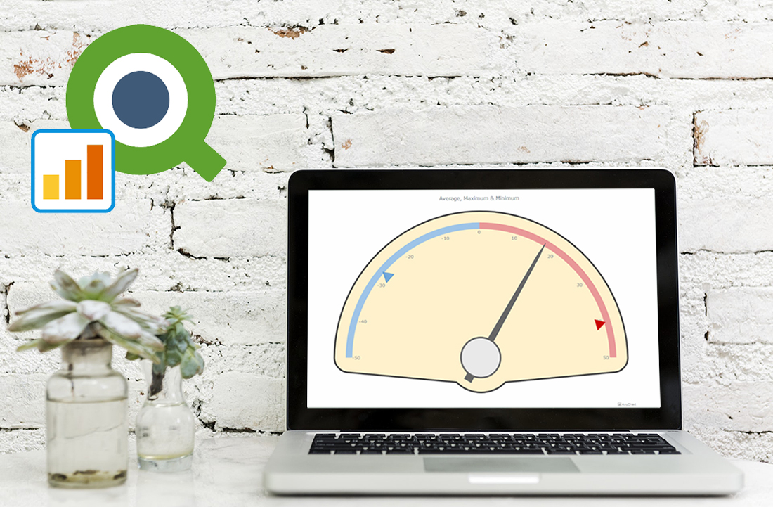 AnyChart Qlik Sense Extension 2.3.0 Released Featuring Linear and Circular Gauges