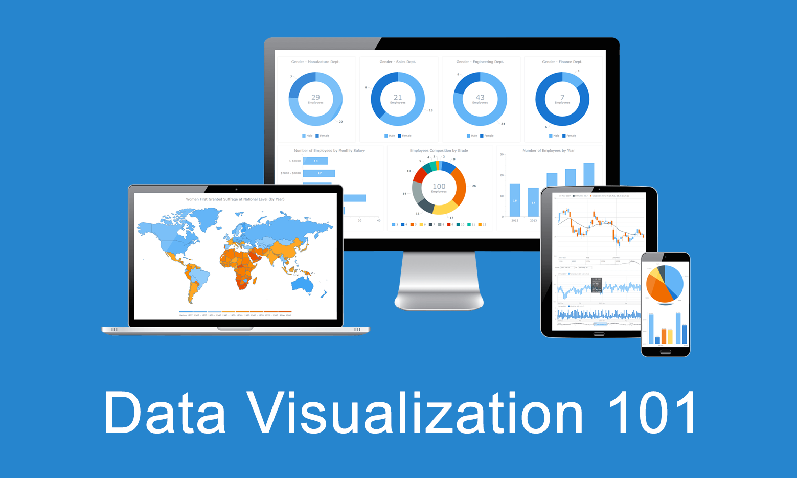 Data Visualization 101: What is data visualization? Definition, history, and examples