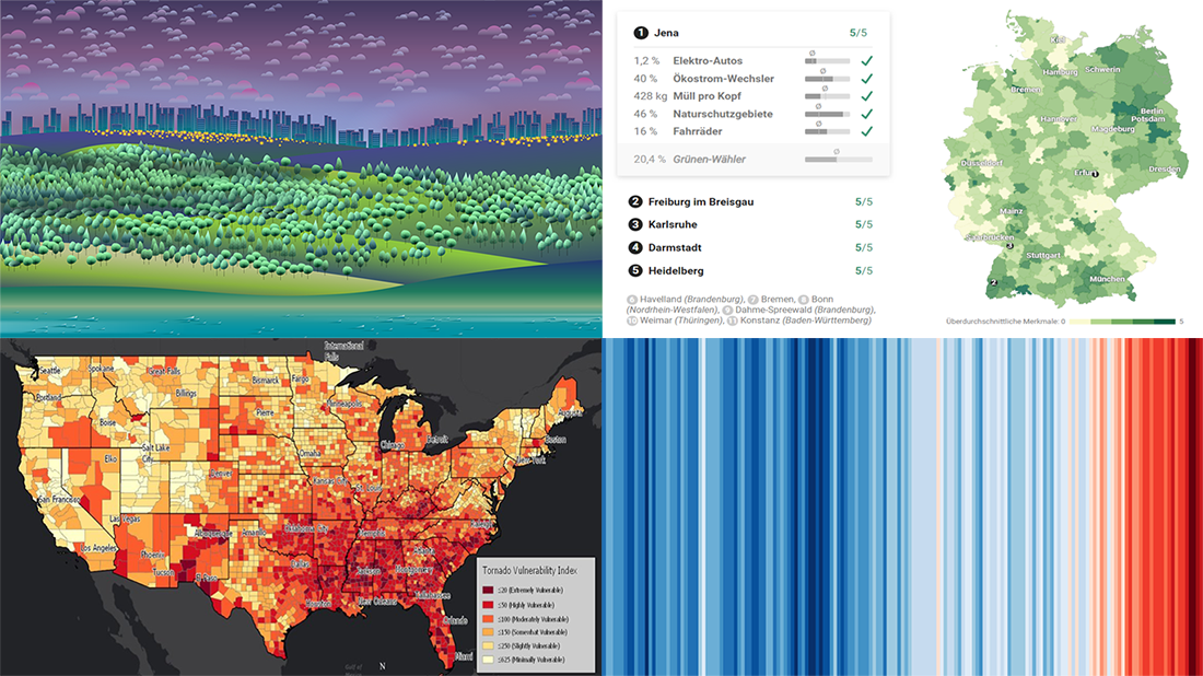 4 new data graphic examples worth checking out, in DataViz Weekly