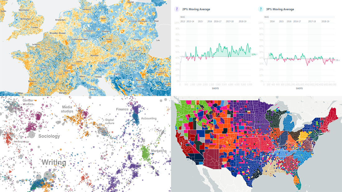 Awesome Data Visualizations on NBA, NFL, Syllabi, and Demographics — DataViz Weekly