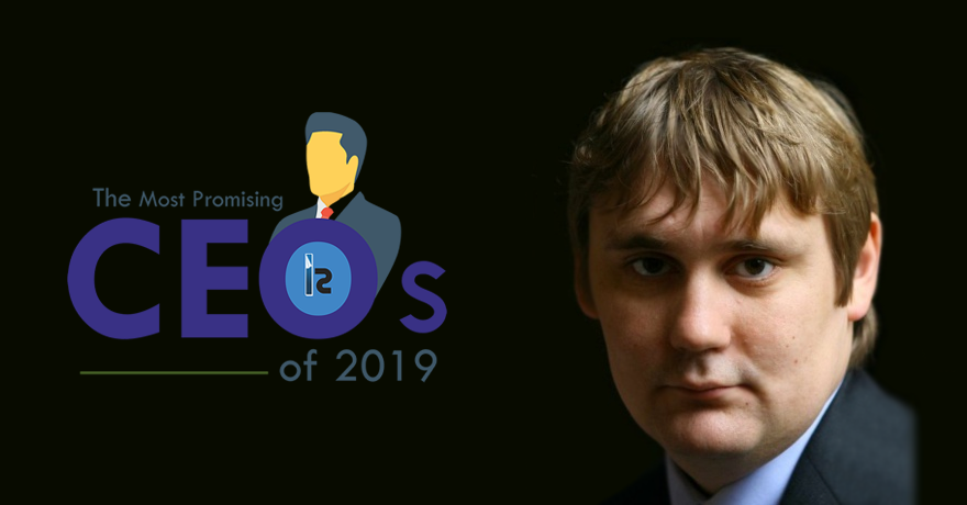 AnyChart CEO Anton Baranchuk Named One of Most Promising CEOs of 2019