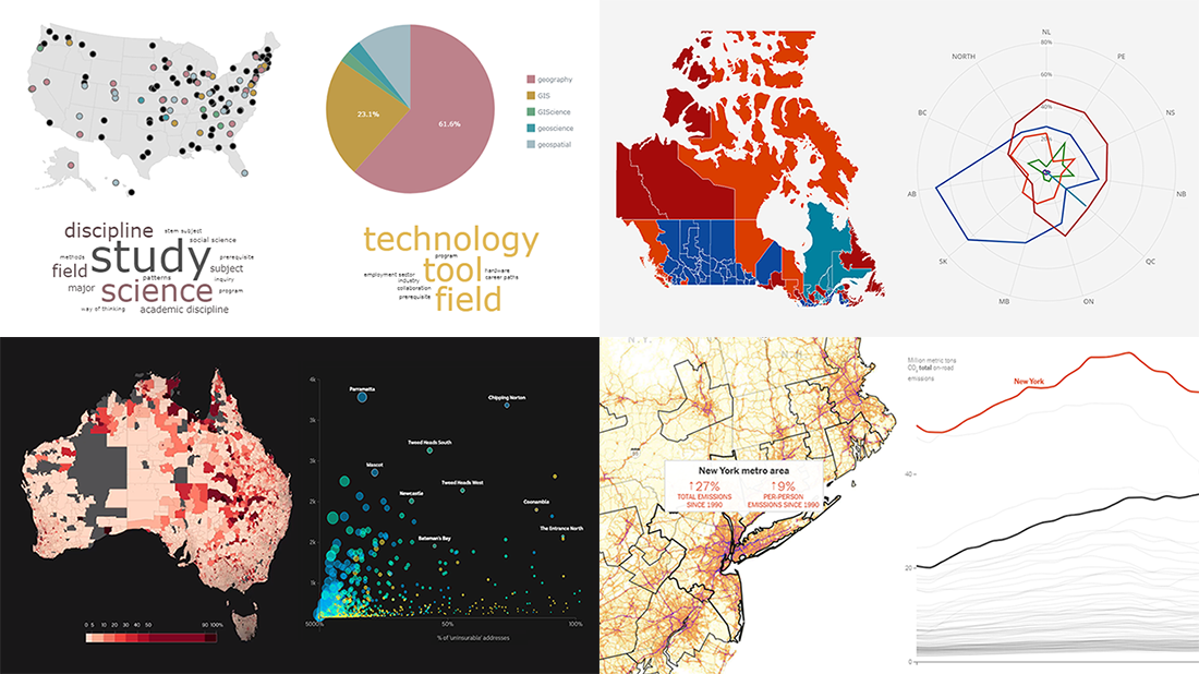 Compelling Data Visualizations to Check Out This Weekend — DataViz Weekly