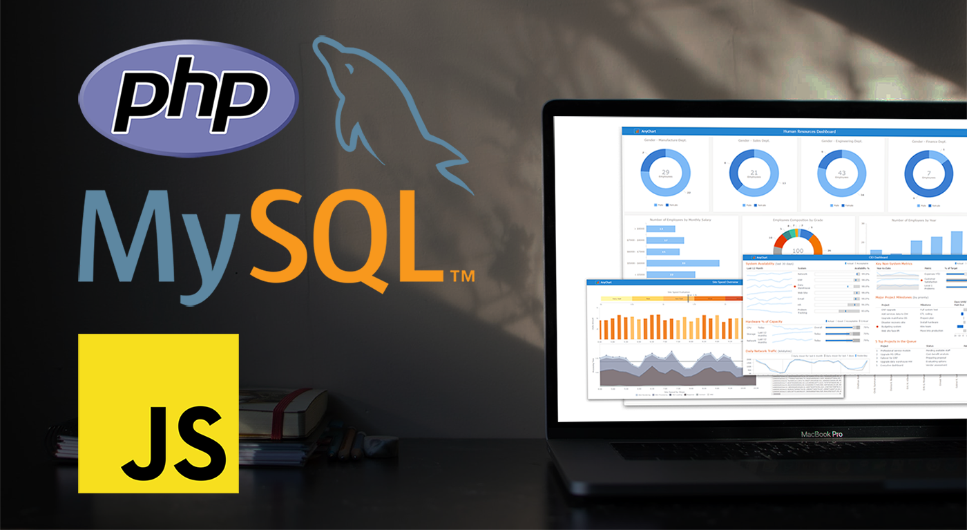 Connecting MySQL Database to JS Chart Using PHP